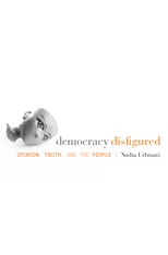 Cover: Democracy Disfigured in HARDCOVER
