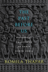 Cover: The Past Before Us in HARDCOVER