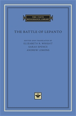 Cover: The Battle of Lepanto in HARDCOVER