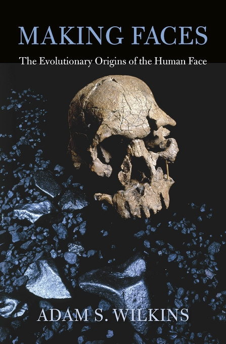 Cover: Making Faces: The Evolutionary Origins of the Human Face, from Harvard University Press