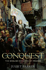 Cover: Conquest: The English Kingdom of France, 1417–1450