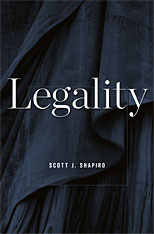 Cover: Legality in PAPERBACK
