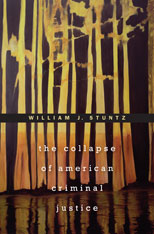 Cover: The Collapse of American Criminal Justice in PAPERBACK