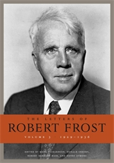 Cover: The Letters of Robert Frost, Volume 3: 1929–1936