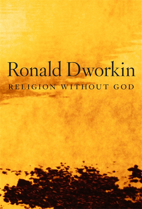 Cover: Religion without God, from Harvard University Press