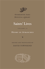 Cover: Saints' Lives, Volume II in HARDCOVER