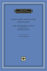 Cover: On Married Love. Eridanus in HARDCOVER