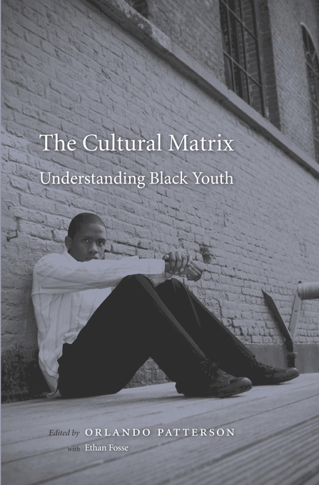 Cover: The Cultural Matrix: Understanding Black Youth, from Harvard University Press