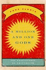 Cover: A Million and One Gods in HARDCOVER
