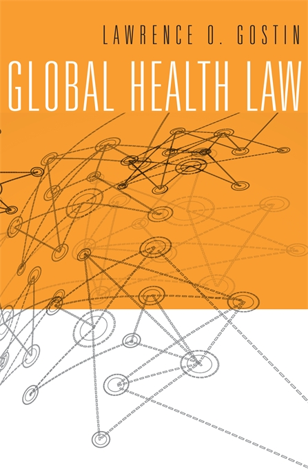 Cover: Global Health Law, from Harvard University Press