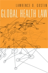 Cover: Global Health Law in HARDCOVER