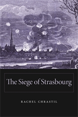 Cover: The Siege of Strasbourg in HARDCOVER