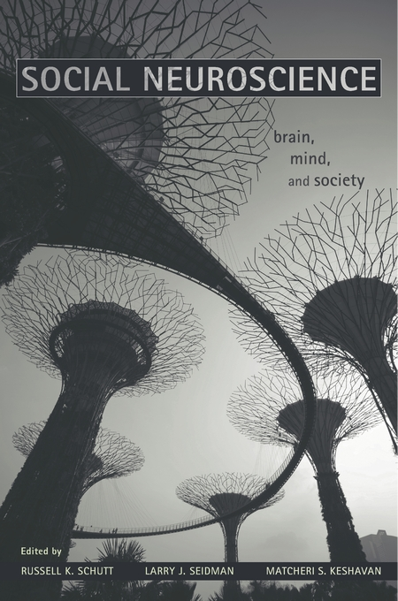 Cover: Social Neuroscience: Brain, Mind, and Society, from Harvard University Press