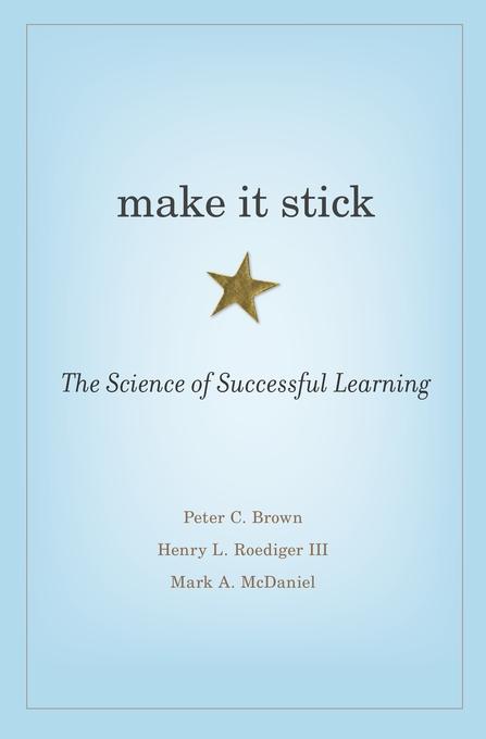Make It Stick, a medical education resource