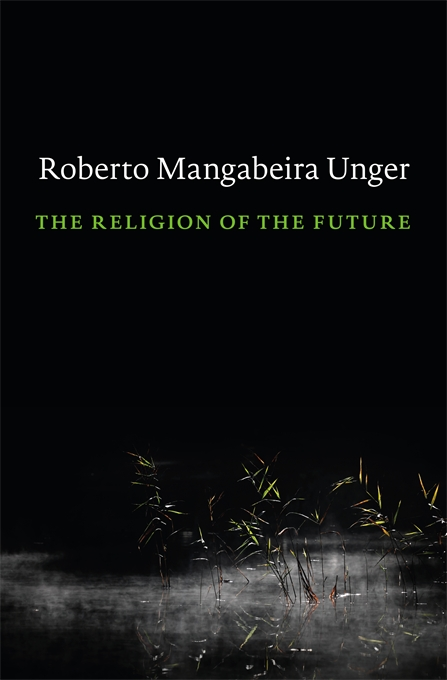 Cover: The Religion of the Future, from Harvard University Press