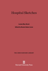 Cover: Hospital Sketches in E-DITION