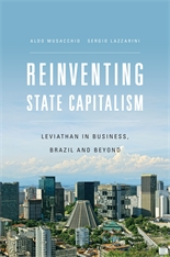 Cover: Reinventing State Capitalism in HARDCOVER