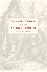 Cover: Wallace, Darwin, and the Origin of Species in HARDCOVER