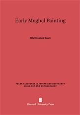 Cover: Early Mughal Painting