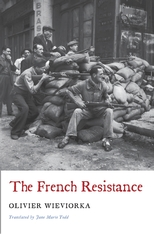 Cover: The French Resistance in HARDCOVER