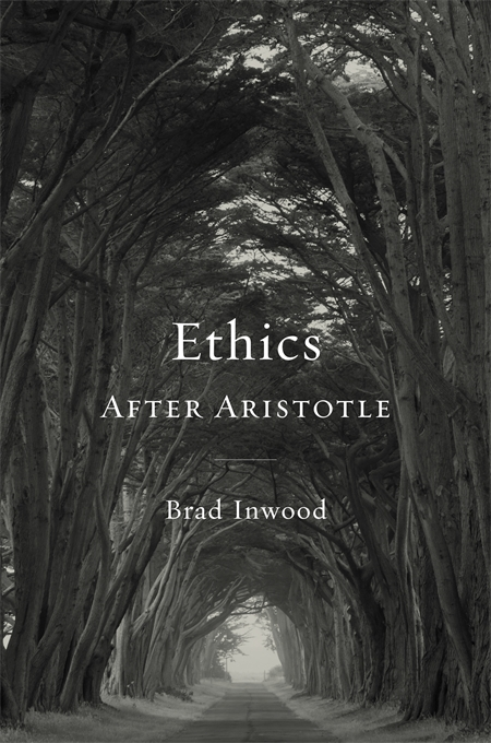 Cover: Ethics After Aristotle, from Harvard University Press