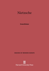 Cover: Nietzsche in E-DITION