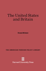 Cover: The United States and Britain: Revised Edition