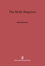 Cover: The Molly Maguires