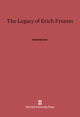 Cover: The Legacy of Erich Fromm