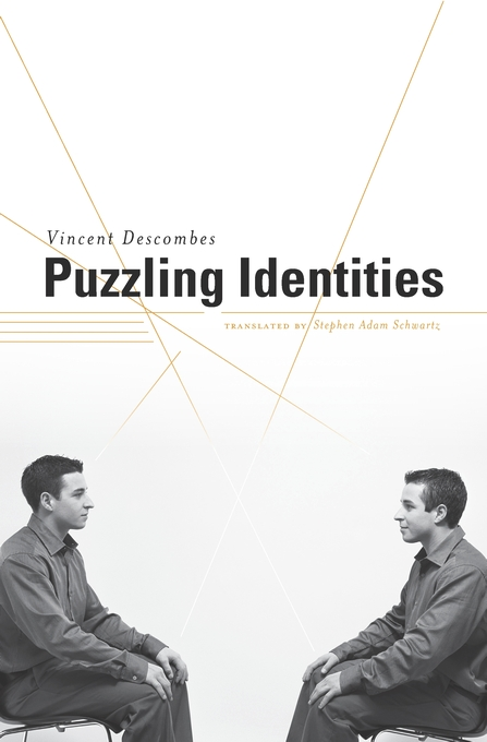 Cover: Puzzling Identities, from Harvard University Press
