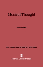 Cover: Musical Thought