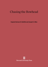 Cover: Chasing the Bowhead in E-DITION