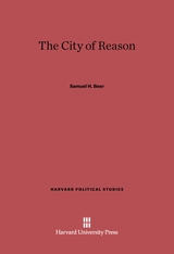 Cover: The City of Reason