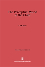 Cover: The Perceptual World of the Child