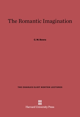 Cover: The Romantic Imagination