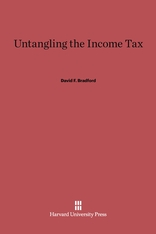 Cover: Untangling the Income Tax