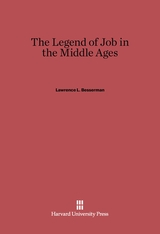 Cover: The Legend of Job in the Middle Ages