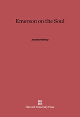 Cover: Emerson on the Soul