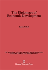 Cover: The Diplomacy of Economic Development