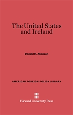 Cover: The United States and Ireland