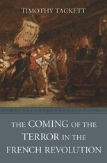 Cover: The Coming of the Terror in the French Revolution in HARDCOVER