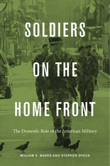 Cover: Soldiers on the Home Front in HARDCOVER