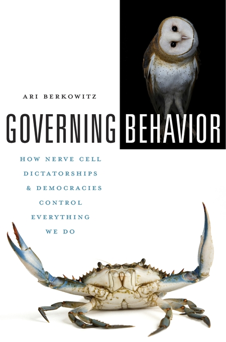 Cover: Governing Behavior: How Nerve Cell Dictatorships and Democracies Control Everything We Do, from Harvard University Press