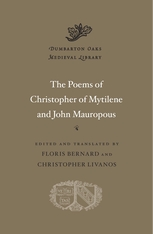 Cover: The Poems of Christopher of Mytilene and John Mauropous