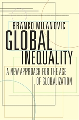 Cover: Global Inequality in HARDCOVER