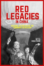 Cover: Red Legacies in China in PAPERBACK