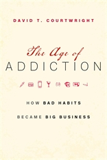 Cover: The Age of Addiction in HARDCOVER