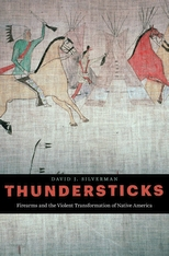 Cover: Thundersticks in HARDCOVER