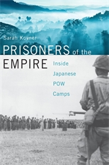 Cover: Prisoners of the Empire in HARDCOVER