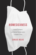 Cover: Homesickness in HARDCOVER